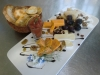 Cheese Platter, quince chutney