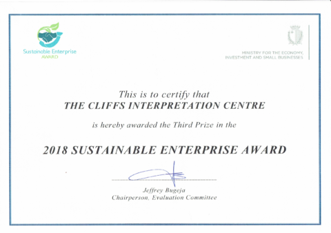 8c. Sustainable Enterprise Award at the local scenario
